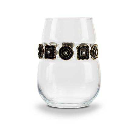 BWSBA - Blank Stemless Wine Glass Barcelona Bracelet