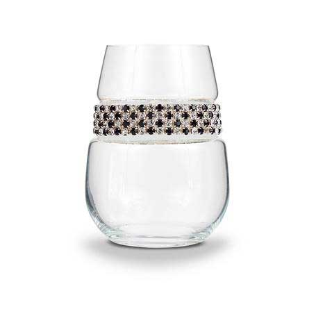 BWSFA - Blank Stemless Wine Glass Fifth Avenue Bracelet