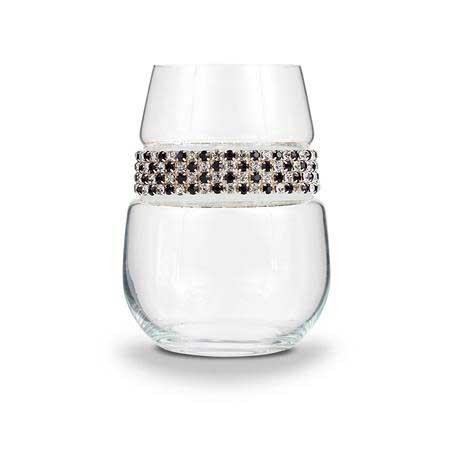 BWSFA - Blank Stemless Wine Glass Fifth Avenue Bracelet