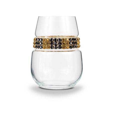 BWSMC - Stemless Wine Glass Monte Carlo Bracelet