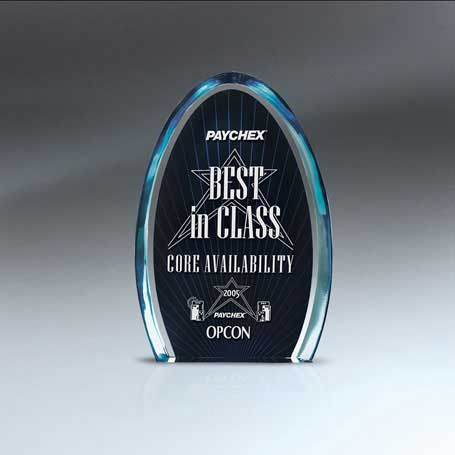 C0610 - Small Blue Dynasty Award