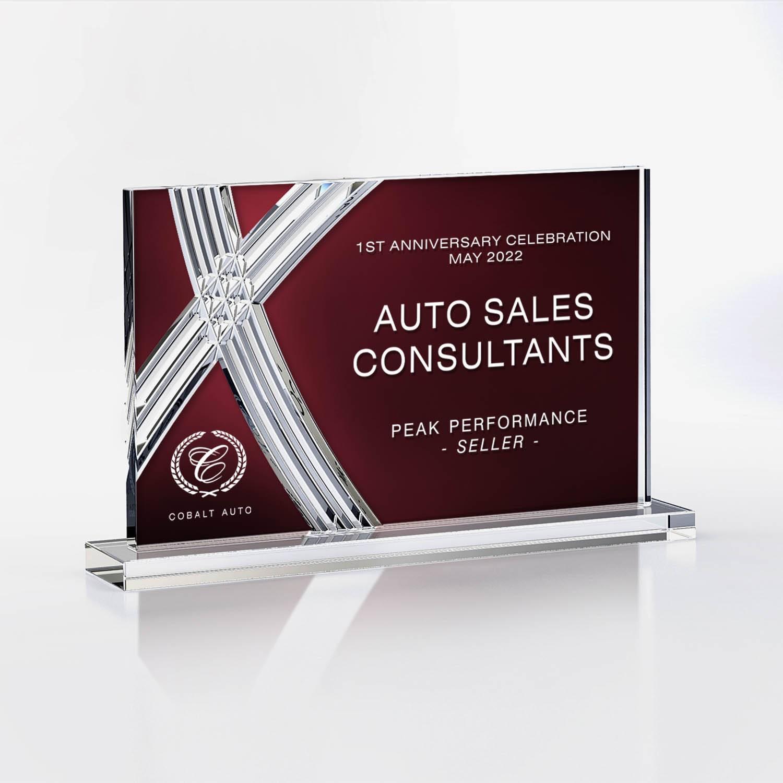 CD1040ARD - Crossroads Award, Horizontal Small