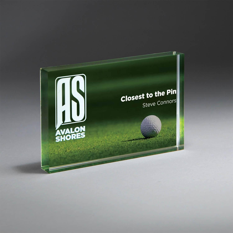 CD1051A - Golf Ball on Green Tablet