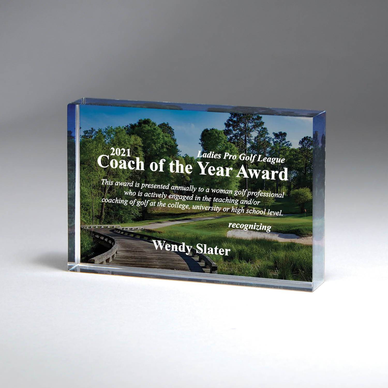 CD1052A - Golf Course Tablet