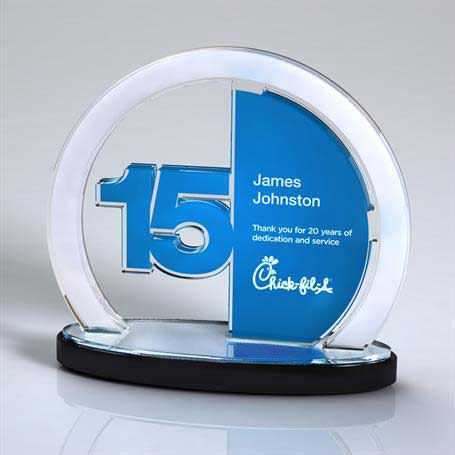 CD903Y15 - Anniversary Achievement Award