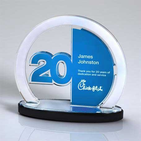 CD903Y20 - Anniversary Achievement Award