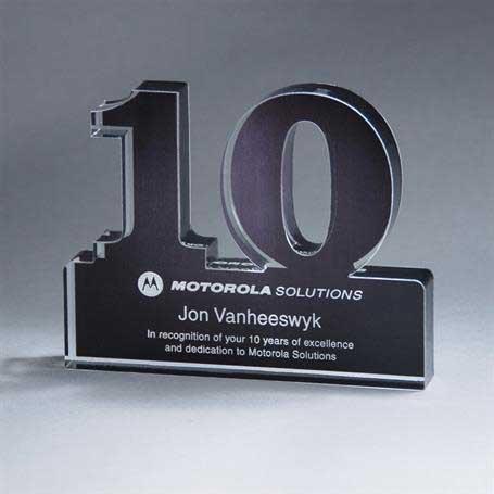 CD904Y10 - Anniversary Freestanding