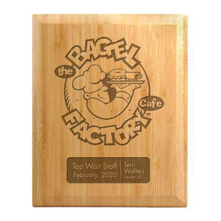 CD977A - Bamboo Plaque