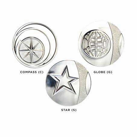 CD999M* - Add-on Medallion