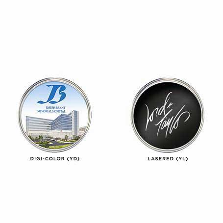 CD999Y* - Add-on Logo Disc Medallion