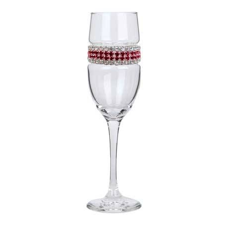 BCFBD - Blank Champagne Flute Bordeaux Bracelet