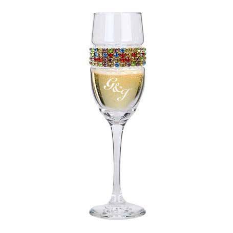 CFCF - Champagne Flute Confetti Bracelet