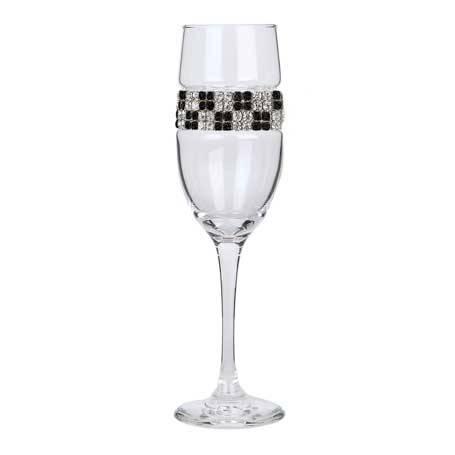 BCFMH - Blank Champagne Flute Manhattan Bracelet