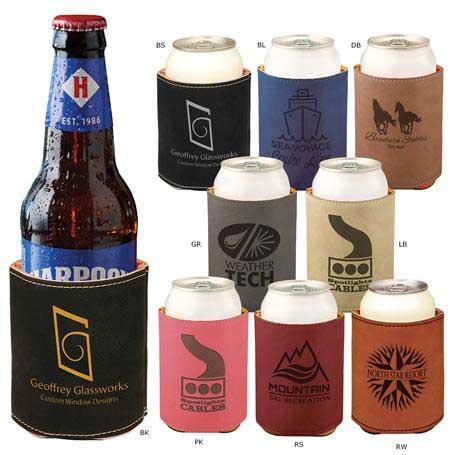 CM289* - Leatherette Beverage Holder
