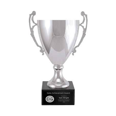 CM401C* - Metal Trophy Cup - Large