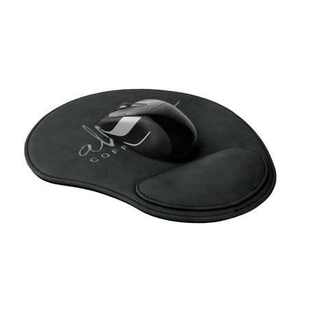 CM452BS - Leatherette Mouse Pad