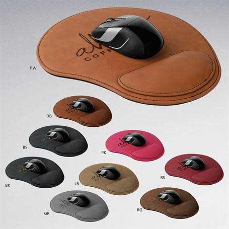 CM452* - Leatherette Mouse Pad