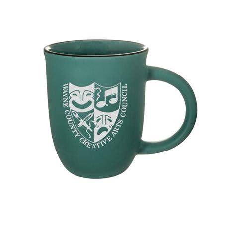 CM702-11 - 14 oz. Matte Mug