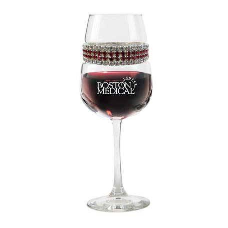 FWBX - Footed Wine Glass Bordeaux Bracelet