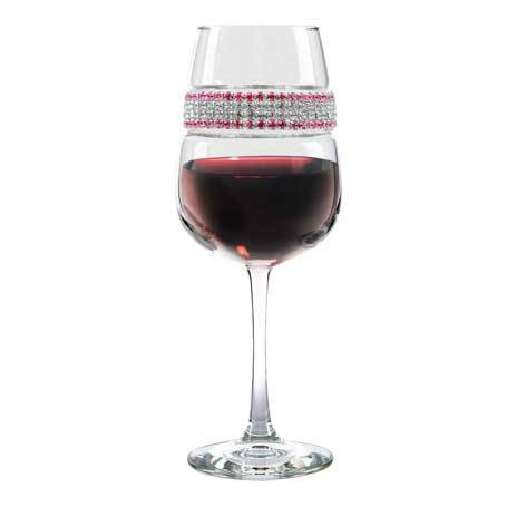 BFWCM - Blank Footed Wine Glass Cosmopolitan Bracelet