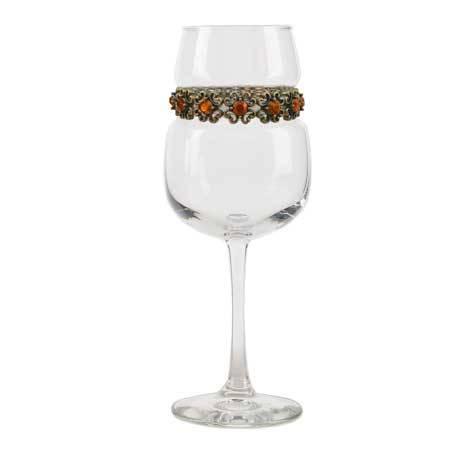 BFWFR - Blank Footed Wine Glass Francesca Bracelet