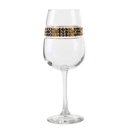 BFWMC - Footed Wine Glass Monte Carlo Bracelet