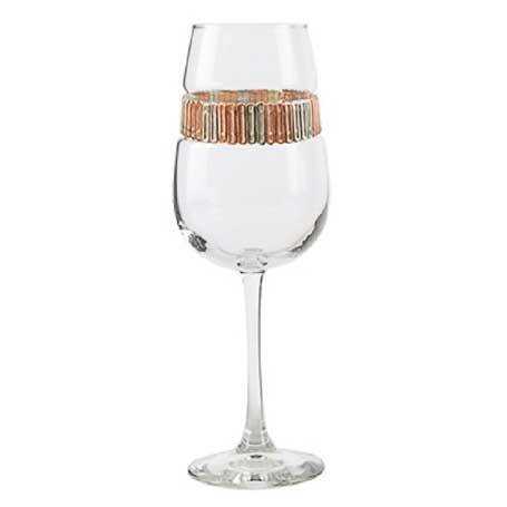 BFWSD - Blank Footed Wine Glass Sedona Bracelet
