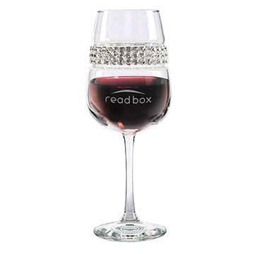 FWSL - Footed Wine Glass Silver Bracelet