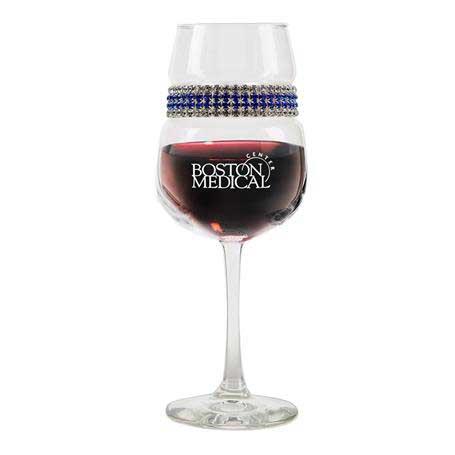 FWST - Footed Wine Glass Santorini Bracelet