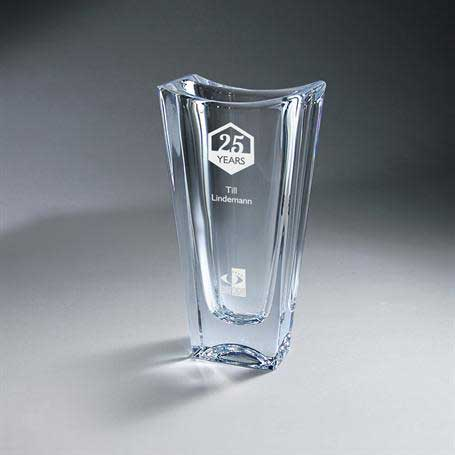 GI630A - Crystal Vase - Small