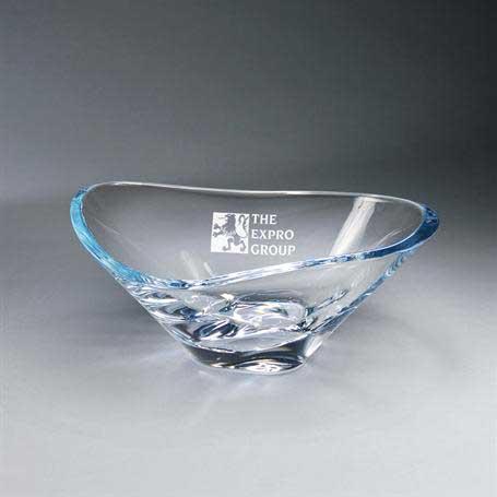 GI633 - European Crystal Clear Bowl