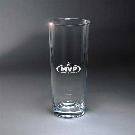 GI634 - Elegant Clear Glass Vase