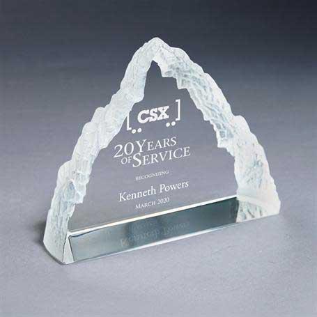 GI639B - Crystal Iceberg - Large