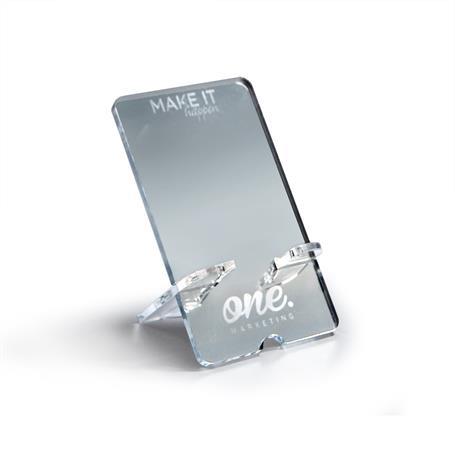 PH07MR - Rectangle Mirror Phone Holder