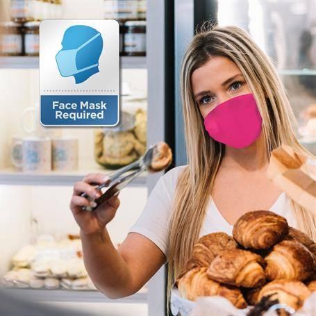 SG1002FM - Face Mask Reminder Sign