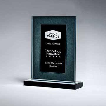 CD1019A - Crackle Stone Award - Small