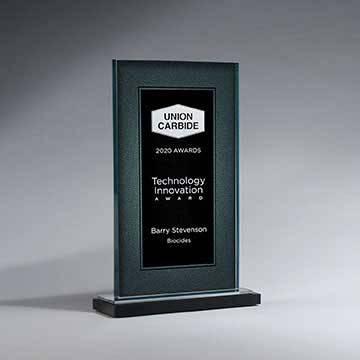 CD1019C - Crackle Stone Award - Large