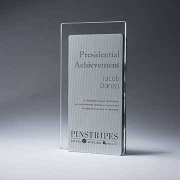 CD1028B - Pinstripe Award - Large