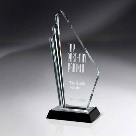 CD675B - Nouveau Wing Tower Award - Large
