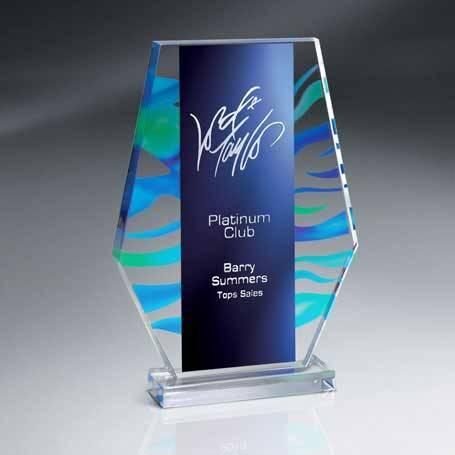 CDUS03 - Aquus Lucite Monument Award