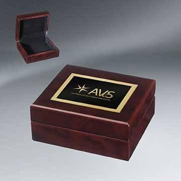 CM361 - High Gloss Mahogany Box