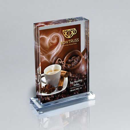 DCC0500B - 3-Layer Multi-Dimensional Digi-Color Award