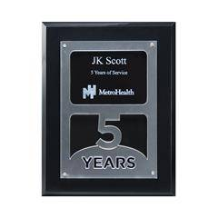 Anniversary Achievement Plaque