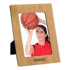 Leatherette 5 x 7 Photo Frame