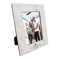 Leatherette 5 x 7 Photo Frame