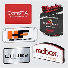 Custom Signage & Authorized Dealer Displays