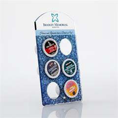 Small Arch Coffee Pod Display