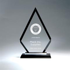 Large Crystal Black Diamond