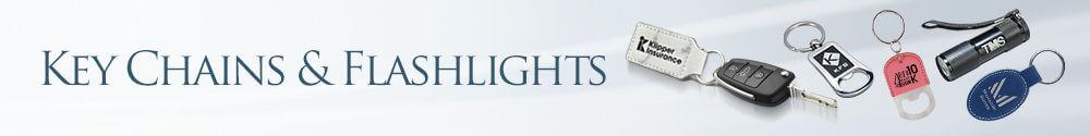 Keychains & Flashlights