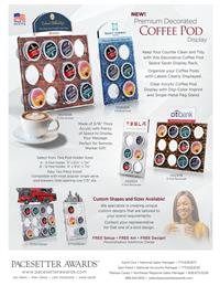 Coffee POD Tearsheet_Pace